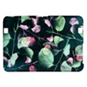 Modern Green And Pink Leaves Kindle Fire HD 8.9  View1