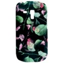 Modern Green And Pink Leaves Samsung Galaxy S3 MINI I8190 Hardshell Case View2