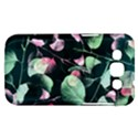 Modern Green And Pink Leaves Samsung Galaxy Win I8550 Hardshell Case  View1