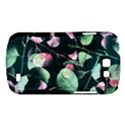 Modern Green And Pink Leaves Samsung Galaxy Express I8730 Hardshell Case  View1