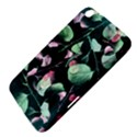 Modern Green And Pink Leaves Samsung Galaxy Tab 3 (8 ) T3100 Hardshell Case  View4
