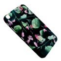 Modern Green And Pink Leaves Samsung Galaxy Tab 3 (8 ) T3100 Hardshell Case  View5