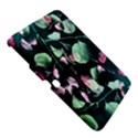 Modern Green And Pink Leaves Samsung Galaxy Tab 3 (10.1 ) P5200 Hardshell Case  View5