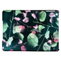 Modern Green And Pink Leaves iPad Air Hardshell Cases View1