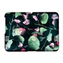 Modern Green And Pink Leaves Amazon Kindle Fire (2012) Hardshell Case View1