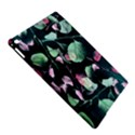 Modern Green And Pink Leaves iPad Air 2 Hardshell Cases View5