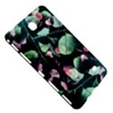 Modern Green And Pink Leaves Samsung Galaxy Tab 4 (7 ) Hardshell Case  View5