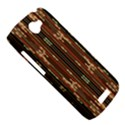 Floral Strings Pattern  HTC One S Hardshell Case  View5