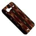 Floral Strings Pattern  HTC Incredible S Hardshell Case  View5