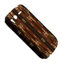 Floral Strings Pattern  HTC Desire S Hardshell Case View5