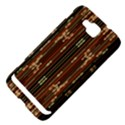 Floral Strings Pattern  Samsung Ativ S i8750 Hardshell Case View4