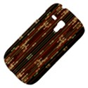 Floral Strings Pattern  Samsung Galaxy S3 MINI I8190 Hardshell Case View4