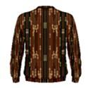 Floral Strings Pattern  Men s Sweatshirt View2