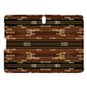 Floral Strings Pattern  Samsung Galaxy Tab S (10.5 ) Hardshell Case  View1
