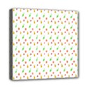 Fruit Pattern Vector Background Mini Canvas 8  x 8  View1
