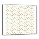 Fruit Pattern Vector Background Canvas 24  x 20  View1