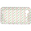 Fruit Pattern Vector Background HTC Incredible S Hardshell Case  View1