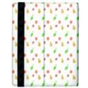 Fruit Pattern Vector Background Samsung Galaxy Tab 10.1  P7500 Flip Case View2