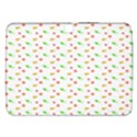 Fruit Pattern Vector Background Samsung Galaxy Tab 3 (10.1 ) P5200 Hardshell Case  View1