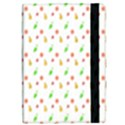 Fruit Pattern Vector Background iPad Mini 2 Flip Cases View2