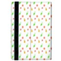 Fruit Pattern Vector Background iPad Mini 2 Flip Cases View4