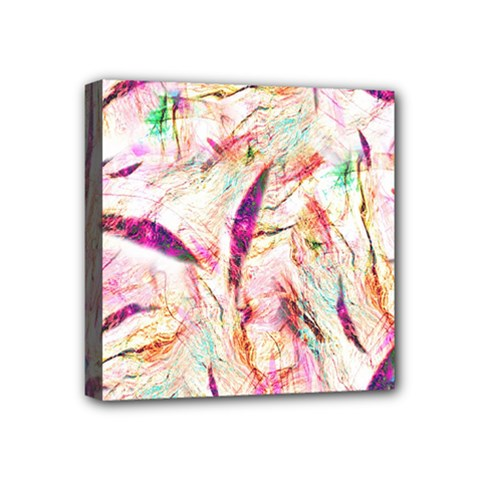 Grass Blades Mini Canvas 4  x 4