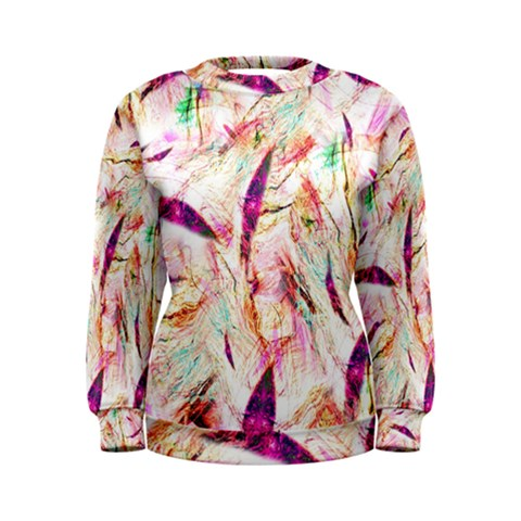 Grass Blades Women s Sweatshirt