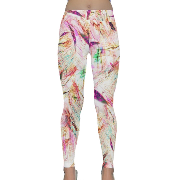 Grass Blades Yoga Leggings