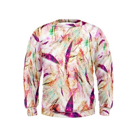 Grass Blades Kids  Sweatshirt