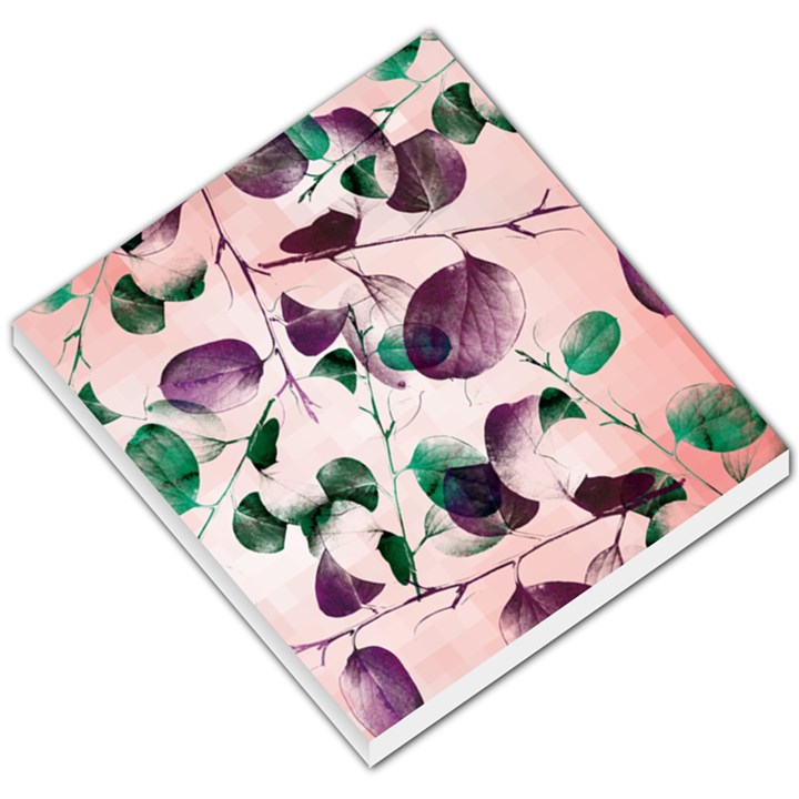 Spiral Eucalyptus Leaves Small Memo Pads