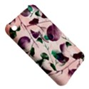 Spiral Eucalyptus Leaves Apple iPhone 3G/3GS Hardshell Case View5
