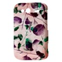 Spiral Eucalyptus Leaves HTC Wildfire S A510e Hardshell Case View3