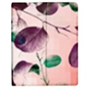 Spiral Eucalyptus Leaves Apple iPad 3/4 Flip Case View1