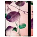 Spiral Eucalyptus Leaves Apple iPad 3/4 Flip Case View2
