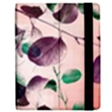 Spiral Eucalyptus Leaves Apple iPad Mini Flip Case View2