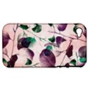 Spiral Eucalyptus Leaves Apple iPhone 4/4S Hardshell Case (PC+Silicone) View1