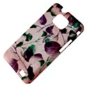 Spiral Eucalyptus Leaves Samsung Galaxy S II i9100 Hardshell Case (PC+Silicone) View4