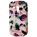 Spiral Eucalyptus Leaves Samsung Galaxy S3 MINI I8190 Hardshell Case View3