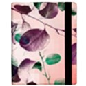 Spiral Eucalyptus Leaves Samsung Galaxy Tab 10.1  P7500 Flip Case View3
