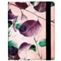 Spiral Eucalyptus Leaves Samsung Galaxy Tab 8.9  P7300 Flip Case View2