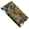 Antique Anciently Gold Blue Vintage Design Apple iPad 2 Hardshell Case (Compatible with Smart Cover) View5