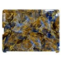 Antique Anciently Gold Blue Vintage Design Apple iPad 3/4 Hardshell Case (Compatible with Smart Cover) View1