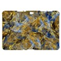 Antique Anciently Gold Blue Vintage Design Samsung Galaxy Tab 10.1  P7500 Hardshell Case  View1