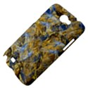 Antique Anciently Gold Blue Vintage Design Samsung Galaxy Note 2 Hardshell Case View4