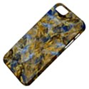 Antique Anciently Gold Blue Vintage Design Apple iPhone 5 Classic Hardshell Case View4