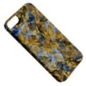 Antique Anciently Gold Blue Vintage Design Apple iPhone 5 Classic Hardshell Case View5