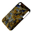 Antique Anciently Gold Blue Vintage Design Apple iPhone 3G/3GS Hardshell Case (PC+Silicone) View4