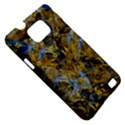Antique Anciently Gold Blue Vintage Design Samsung Galaxy S II i9100 Hardshell Case (PC+Silicone) View5