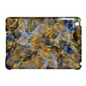 Antique Anciently Gold Blue Vintage Design Apple iPad Mini Hardshell Case (Compatible with Smart Cover) View1