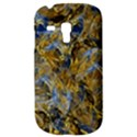 Antique Anciently Gold Blue Vintage Design Samsung Galaxy S3 MINI I8190 Hardshell Case View3